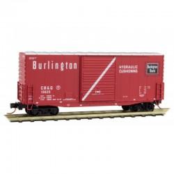 489-101.00.140 N 40' Hy-Cube Box Car, sgl door_30854