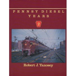 484-1009 Pennsy Diesel Years Volume 2_30907