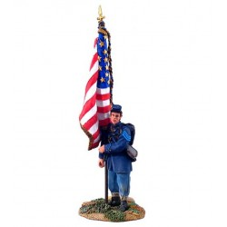 wbr-31040 1/30 Union Infantry - Falgbearer No 1_30976