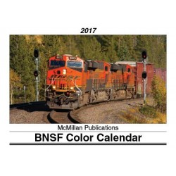 51-BNSF-17 / 2017 BNSF Kalender_30977