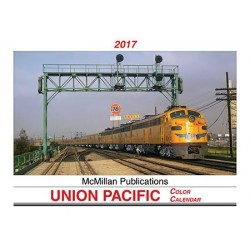 51-UP-17 /2017 Union Pacific Kalender_30980