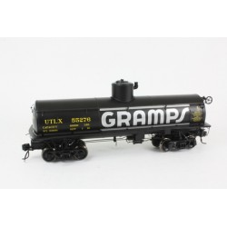 6701-1066-55276 ON3  Tank Car Gramps  #55276_31001