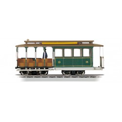 160-60531 HO Trolley/Cable Car