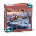 "1720-buf-1212 Puzzle ""Holiday Traditions ""_31104"