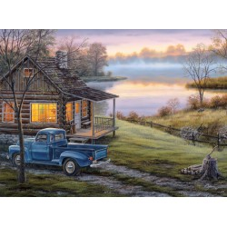 "1720-buf-1214 Puzzle ""Early To Rise""_31106"