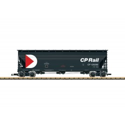 LGB-43821 G CP Rail Center Flow Hopper Car_31209