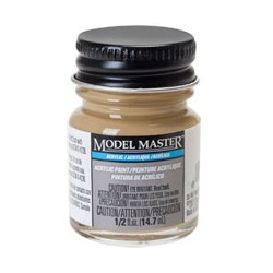 704-4878 Model Master Acrylic 1/2 oz Depot Buff_31310