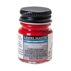 704-4880 Model Master Acrylic 1/2oz Caboose red_31312