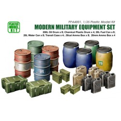 JWM-4001 1:35 Modern Military Equipment Set_31556