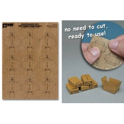 JWM-3009 1:35 Combat Ration Boxes 1_31562