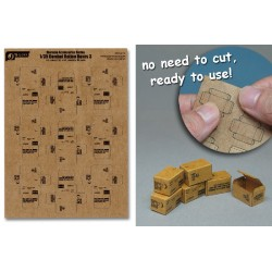 JWM-3013 1:35 Combat Ration Boxes 3_31566