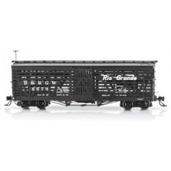 678-B340231W HON3 D&RGW Stock Car_31612