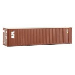 949-8213 HO 40' Hi-Cube Corr. Container APL_31764