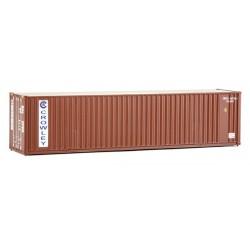 949-8215 HO 40' Hi-Cube Corr. Container Crowley (b_31772