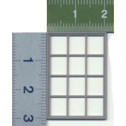 """293-2012 O Fenster Masonry Windows 40 x 53""""_32080"""