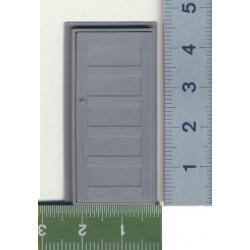 293-2040 O Tür - 5 PANEL DOOR/FRAME 2040_32181