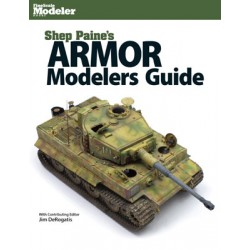 400-12805 Shep Paine's Armor Modelers Guide_32712
