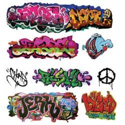 721-OSGRAF013 O Graffiti Decals Set 13_33460