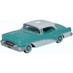 553-87BC55001 HO 1955 Buick Century - Assembled_33891