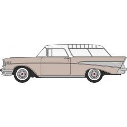 553-87CN57001 HO 1957 Chevrolet Nomad 2 Door Stati_33893