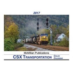 51-CSX-17 /2017 CSX Kalender_33918