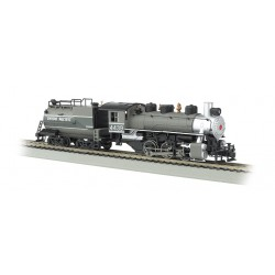 160-50706 HO USRA 0-6-0 & Vanderbilt Tender UP4439_34444