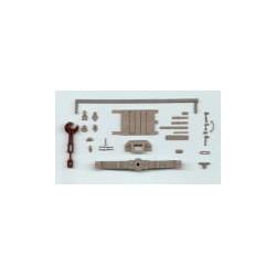 300-3001 ON3 D&RGW Boxcar Zurüstteile_34471
