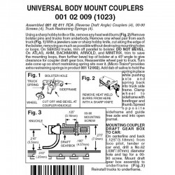 489-001.02.009 N universal body mount coupler_34540