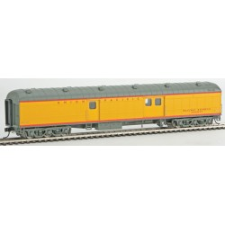 920-17364 HO 70' ACF Arched-Roof Baggage Car - Rea_34643