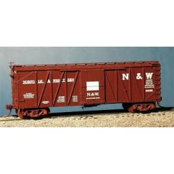 151-7461-3 O USRA Single Sheathed Box Car