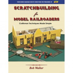 205-020-1 Scratchbuilding for MRR  by B. Walker_35093