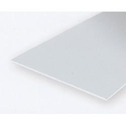 Polystyrol Patte weiss D:0.75 x 200 x 525mm 4 St_351