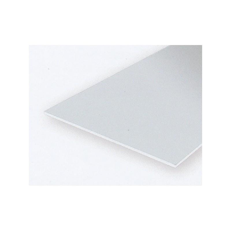 Polystyrol Platte D:0.75 x 200 x 525mm 4 St weiss_351