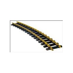 G G/1 Curved Track pkg(8 ; 16 Sections Make a Circ_35130