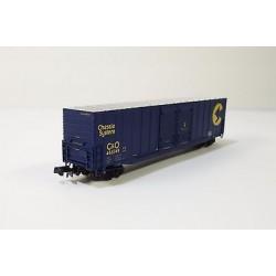 151-7557-1 O ACF 60' D.D. Auto Parts Box Car_35345
