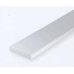 Polystyrol Vierkant 1:48 O 35cm 0.5 x4.2 mm 10 Stk_35455