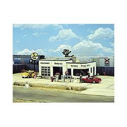 933-3310 O/O-27 Five Star Service (1950s Gas Stati_35481