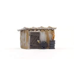 HO Tin Shack - Built-&-Ready(R)_35490