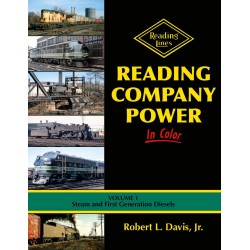 484-1614 Reading Company Power In Color Volume 1:_35763