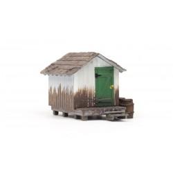 785-BR5058 HO Wood Shack - Built-&-Ready(R)_35896