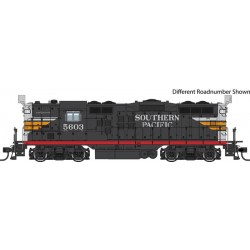 920-47881 HO EMD GP9 - SP 5603 Black Widow DC_36039