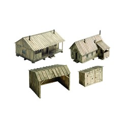 KMP-SO  O-Scale Sawmill Outbuildings_36049