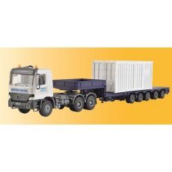 H0 MB ACTROS Begleittransporter zum LG 1_36073