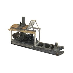 KMP-LSD O-Sale Loader Steam Donkey_36095