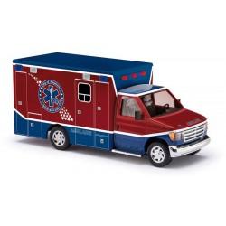 HO Ford E-350, Raytown Ambulanc_36114