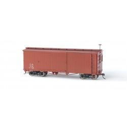 160-27097 On30 Box Car_36188