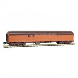 489-147.00.120 N 70' express baggage car Milw 837_36271