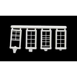 "255-80-067 HO Window 25 x 50"" pkg(8); 4 Closed, 2_36299"