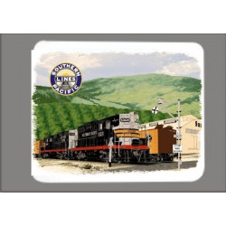 Mousepad Geeps on the Fillmore Local_36656