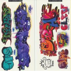 O Graffiti Decals Set 20_37016